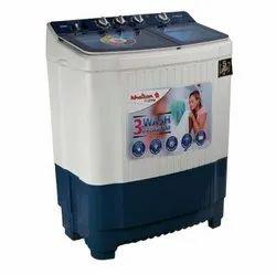 KHAITAN Semi-Automatic WASHING MACHINE 9.2 KG, White