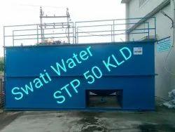 PLC Wastewater Treatment Plant