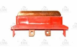 Copper Shoe With Holder 125 Amp