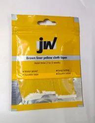 JW Brown Liner Cloth Tape Pkt
