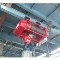 25 Ton Monorail Crane