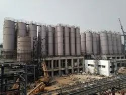 Silo Storage Conveying System