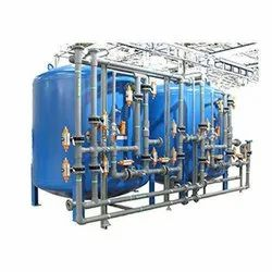 Industrial Filtration plant