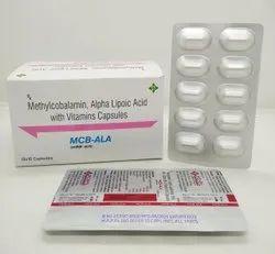 Methylcobalamin,Alpha Lipoic Acid Capsule