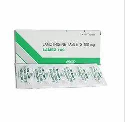 Lamez 100mg Tablets