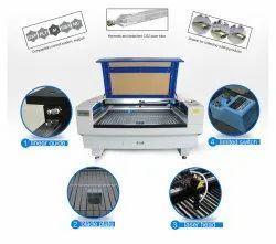 Rubber Laser Cutting Machine