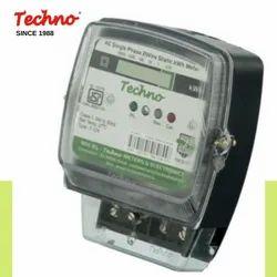 Single Phase Techno Meter