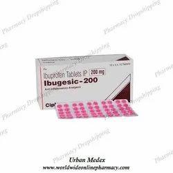 Ibugesic 200 Mg
