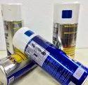 Metallic Neon Blue Color Aerosol Spray Paints