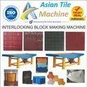 Interlocking Paving Block Making Machine