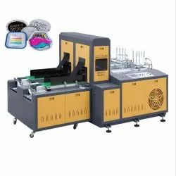 Hydraulic Disposable Plate Machine