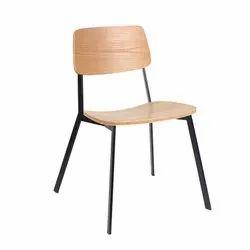 Wooden Metal Chair