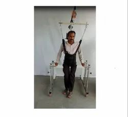 Oceanic Fitness Mild Steel Unweighing Mobility Gait Trainer, For Rehabilitation
