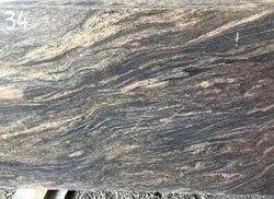 Beige Natural Stone Granite, Thickness: 12 - 14 mm, Size: Medium