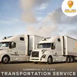 Rajkot-Chennai Transportation Services