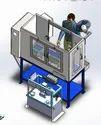 Hinge Pin Press SPM