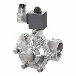Aira Stainless Steel Solenoid Valve, For Industrial