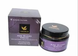 Vedica Age Guard Cream, For Personal, Packaging Size: 100g