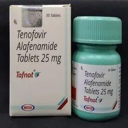 Tafnat (Tenofovir Alafenamide 25mg)