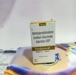 Predavis Methylprednisolone Injection 40 mg