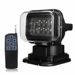 Revolving LED Search Light- YK Rotate-1 With Remote Control