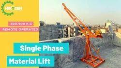 Single Phase Monkey Crane