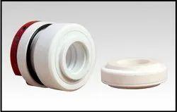 Teflon Bellow Mechanical Seal (Single Spring Type)