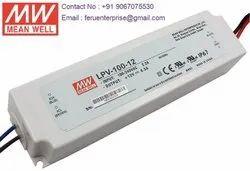 LPV-100-12 Meanwell LED Driver