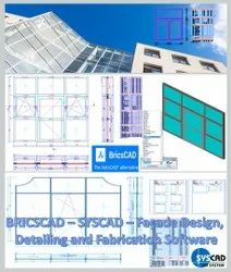 Bricscad - Syscad - Facade Design, Detailing And Fabrication Software