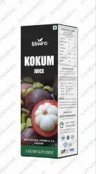 Ssure Kokum Herbal Juice 1000 Ml