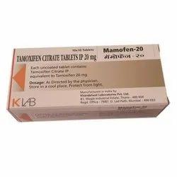 Mamofen 20 Tablet