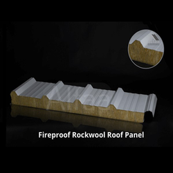 Rockwool PUF Roof Insulated Panel