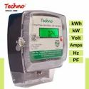 Techno Lcd Durable Single Phase Energy Meter, Model Name/number: Tmcb 01m, 240