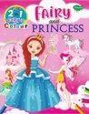 2 in 1 Copy to Colour Books 12 Different Books