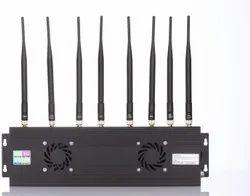 Mobile Phone Signal Jammer - 8 Antenna