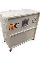 Three Phase 45 KVA Oil Cooled Servo Stabilizer, 340 V To 480 V, 415 V