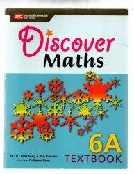 Discover Maths 6A Text Book