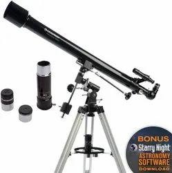 Celestron Powerseeker 60EQ Manual Telescope