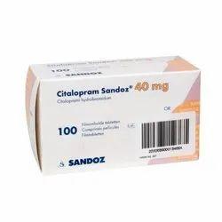 Citalopram 20/ 40 Mg Tablets