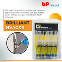 Brilliant Hvac & Ruv Leak Detector Dye