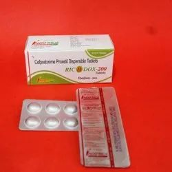 Cefpodoxime Proxetil Disperible Tablets
