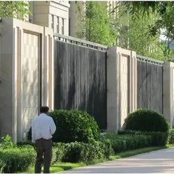 Forest Precast Compound Wall