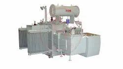 Oil-Cooled Distribution Transformer