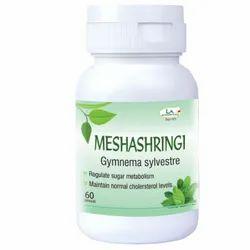 La Nutraceuticals Meshashringi - 60 Pure Veg Capsules