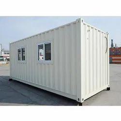 Steel Rectangular Office Container