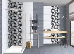 Ceramic Mosaic Multicolor 12 X 18 Wall Tiles