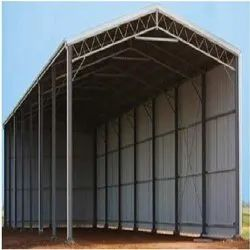 Tin Shed Structures