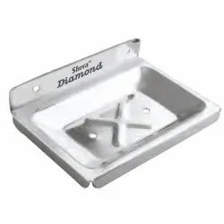 SD-2001 CP Soap Dish Without Flange