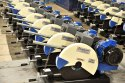 Motorised Chop Saw Machine