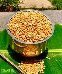 Dhanyasri Yellow Chana Dal, 25 kg